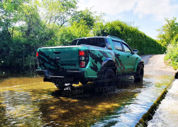 FORD RANGER RAPTOR FULL BODY KIT - CALL FOR DETAILS