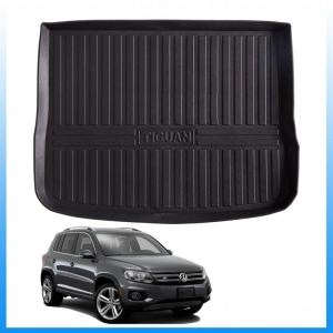 VW TIGUAN 2013 – 2016 – STX TAILORED RUBBER BOOT LINER MAT PROTECTOR