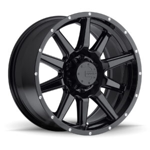 Mamba M15 Alloys - Black