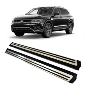 VW Tiguan Side Steps - 2017 on