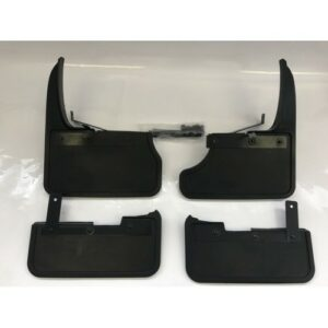 VW TRANSPORTER T6 T6.1 2015 ON – OEM STYLE MUD FLAPS – TAILGATE DOOR
