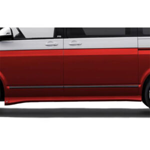 VW TRANSPORTER T5 T6 2015 ON - ABT SIDE SKIRTS - LONG WHEELBASE