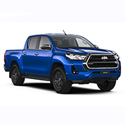 Toyota Hilux MK9 Double Cab (2021 on)