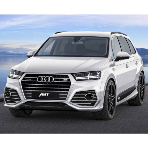 AUDI Q7 2015 ON - ABT AERO PACKAGE SLIM BODY KIT - TYPE 1