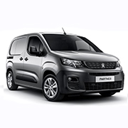 Peugeot Partner Accessories (2018 on)