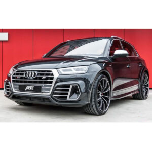 AUDI SQ5 2019 ON - 3.0 TDI - ABT AERO PACKAGE WIDE BODY KIT - SILVER