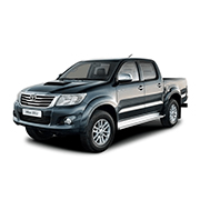 Toyota Hilux MK7 Double Cab Accessories (2012-2015)