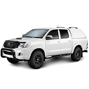 Toyota Hilux MK6 Double Cab Accessories (2006-2011)