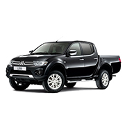 Mitsubishi L200 Long Bed Double Cab Accessories (2010-2015)