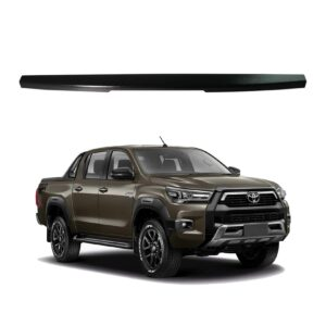 TOYOTA HILUX 2020 ON RAIL CAP – TAIL GATE PROTECTOR