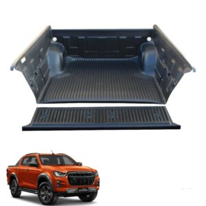 ISUZU D-MAX 2021 ON DOUBLE CAB OVER RAIL LOAD BED LINER