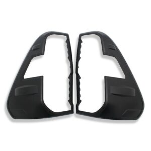 TOYOTA HILUX 2021 ON STX TAIL LIGHT GUARDS – IN BLACK – PAIR